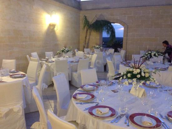 IL DAMASCO ristorante sala ricevimenti: Matrimonio Giuseppe Elena