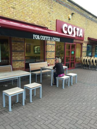 Costa Coffee at Odeon Warrington