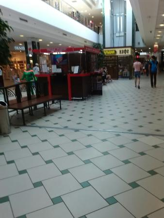 Tandem Mall: 1 этаж