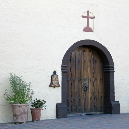 Old Mission Santa Ines Chapel doors & Chapel doors - Picture of Old Mission Santa Ines Solvang - TripAdvisor