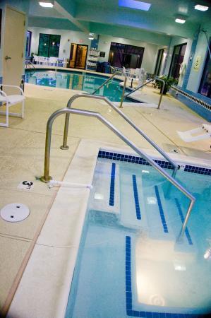 Hampton Inn Carlisle: pool