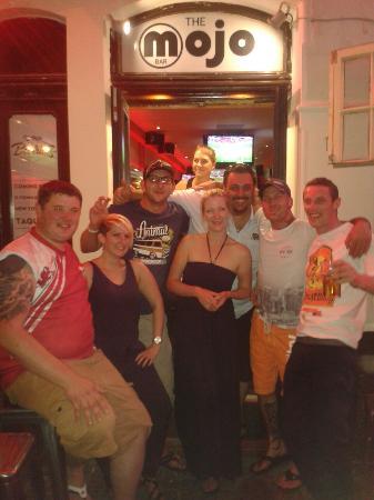 the mojo bar