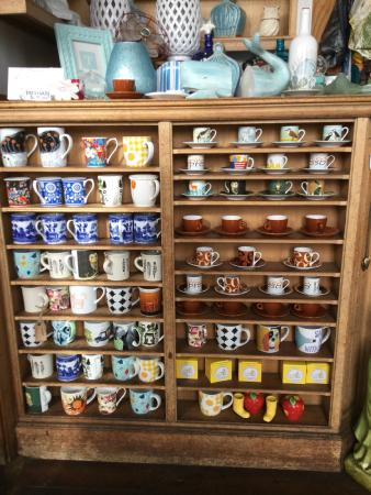 Pannikin Encinitas Cafe : Coffee Mug Collection