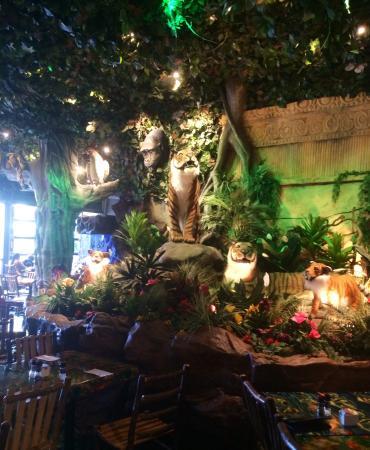 Caribbean Coconut Shrimp Rainforest Cafe
