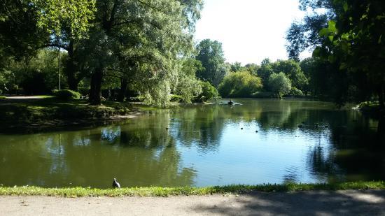 Ekateringof Recreation Park