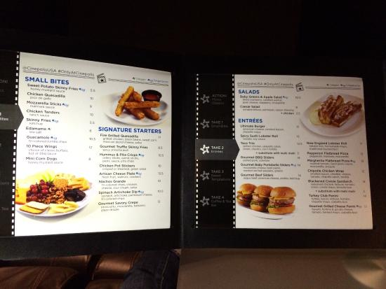 Jupiter, FL: Menu