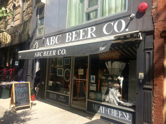 ALPHABET CITY BEER COMPANY, New York City - Lower East Side