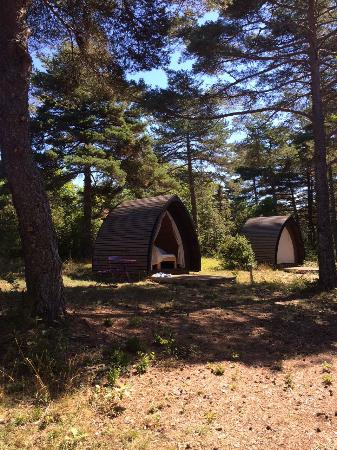 eco camping du larzac campground reviews millau france aveyron tripadvisor. Black Bedroom Furniture Sets. Home Design Ideas