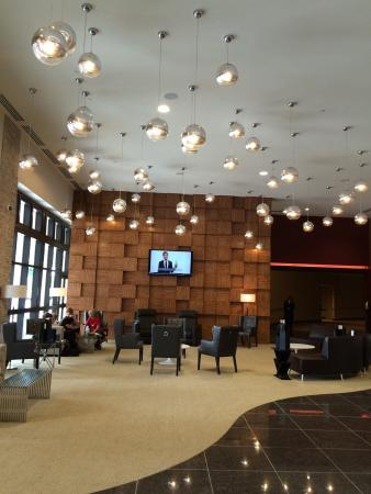 Jupiter, FL: Inside the lobby