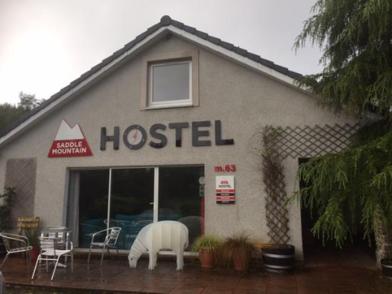 Saddle Mountain Hostel: Great weekend stay