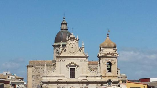 Militello in Val di Catania, Italie : Chiesa Matrice S.Nicolò-SS.Salvatore in Militello V.C.