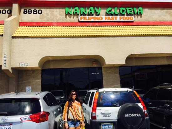 Nanay Gloria S Filipino Fast Food Las Vegas Restaurant