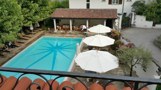 Sunstar Boutique Hotel Villa Caesar: view from suite balcony