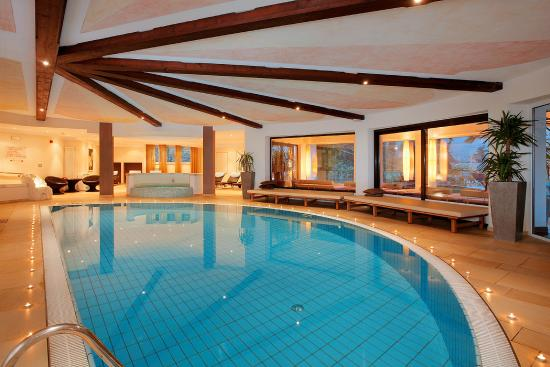 Schenna Resort: Pool Schwefelbad