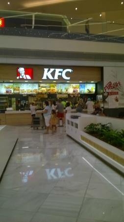 KFC Centrum Cerny Most