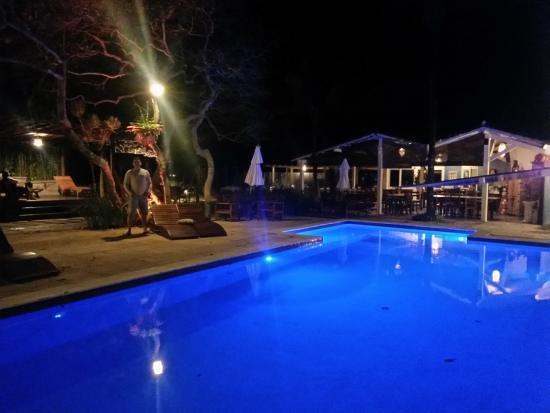 Aquarela Praia: piscina