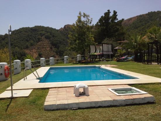 Tolox, Испания: Swimming pool