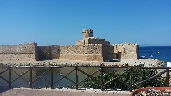 Castello Aragonese di Le Castella: Bellissimo posto andateci