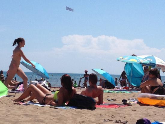 Camping Le Palmira Beach