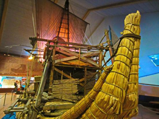 Kon-Tiki Museet: Кон Тики
