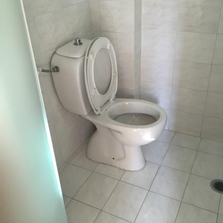 Carina Hotel: bagno