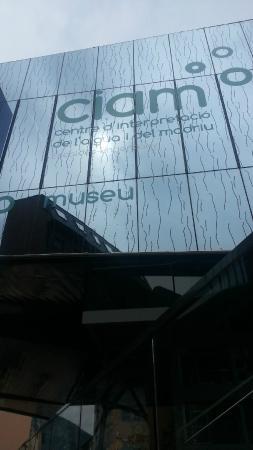 Water and Madriu Valley Visitors Centre (CIAM): Edificio CIAM