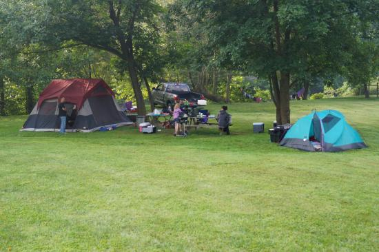 Petersburg, WV: Camp ground