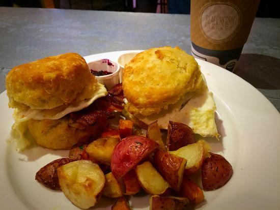 Blackberry Market: Farmhouse Breakfast