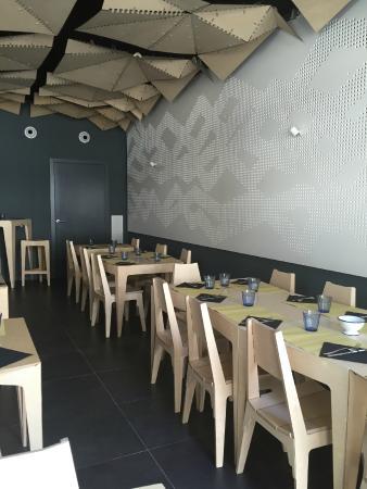 SALON COMEDOR - Bild von Leka Restaurant, Barcelona ...