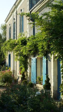 Cheille, Frankrig: Façade principale