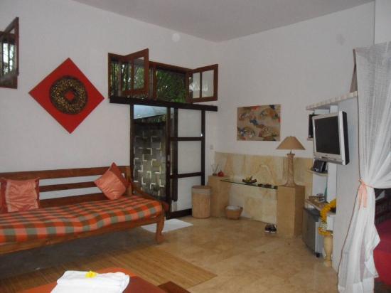 LadyBamboo Villa: Schlafzimmer