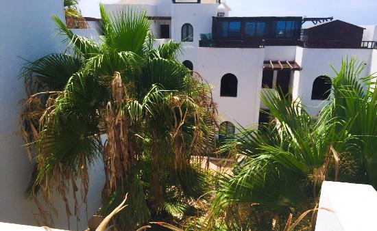 Club Teguisol Apartments: Vista desde apartamento
