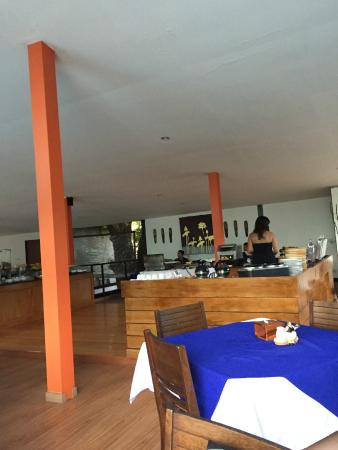 Phi Phi Villa Resort : desayuno buffet