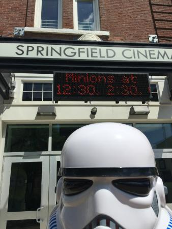 Springfield, VT: Are you ready for Star Wars