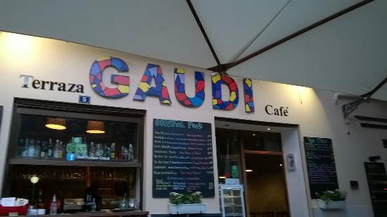 Gaudi Café Picture Of Gaudi Terraza Cafe Palma De