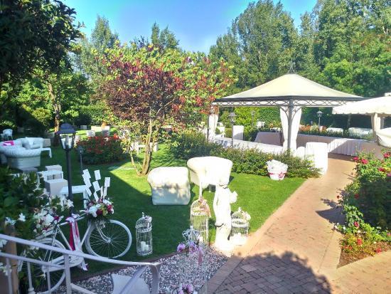 Sayonara Ristorante: giardino