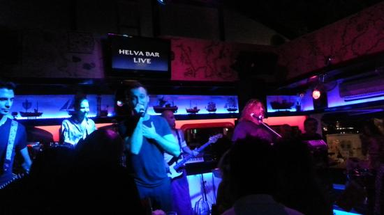 Helva Bar