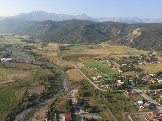 San Juan Balloon Adventures : Rocky Mountain High