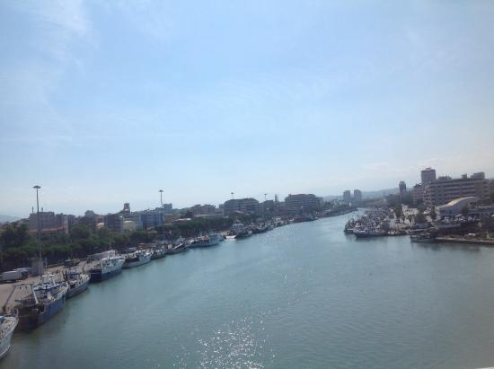 Ponte del Mare: Fiume di Pescara