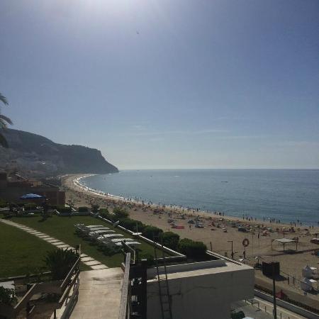Hotel do Mar: 5º Andar vistas à beira das piscinas