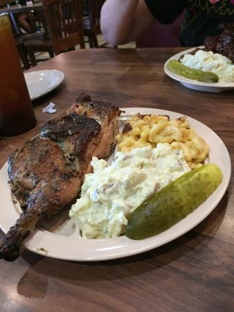 ... Brisket - Picture of Big Bob Gibson's Bar-B-Que, Decatur - TripAdvisor