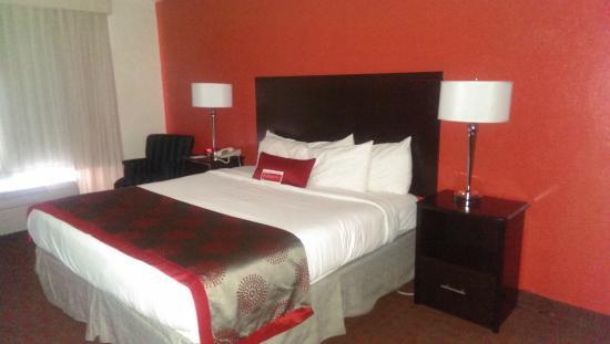 Ramada Salt Lake City Airport Hotel : King Bed