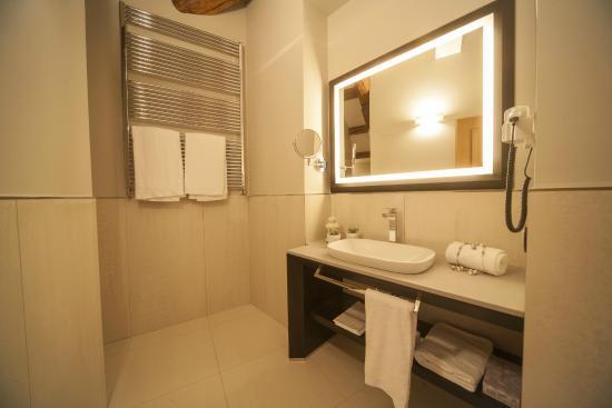 Suite grande italia bagno bild von hotel grande italia chioggia