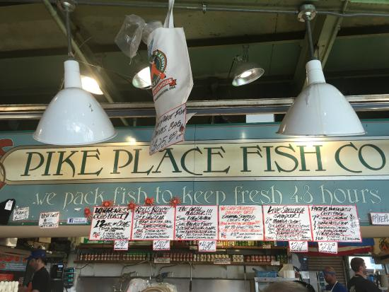 Pike place fish co picture of pike place market for Pike place fish