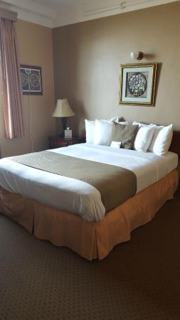 Jerome Grand Hotel: Queen room (Room # 12)