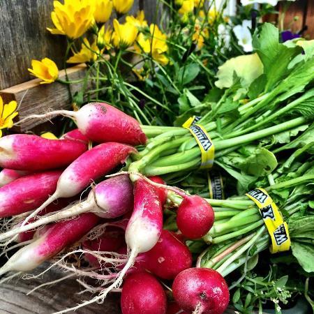 The Braeburn: Whidbey Island Grown produce