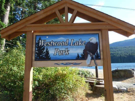 Nanaimo, Kanada: Entrada parque