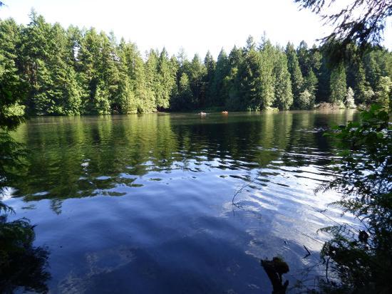 Nanaimo, Kanada: Lago