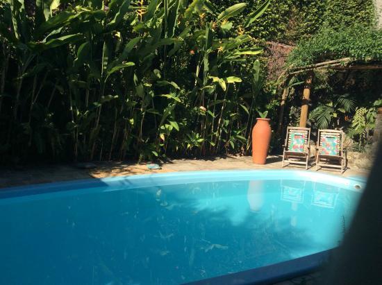 Hotel Pousada Guarana: piscina