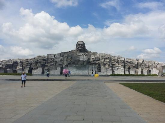 Tam Ky (Quang Nam) Vietnam  city photo : ... Picture of The Vietnam's Heroic Mother Statue, Tam Ky TripAdvisor
